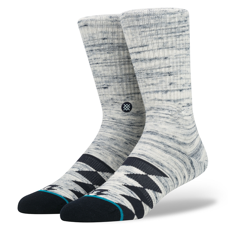 Stance Splitter Socks Navy