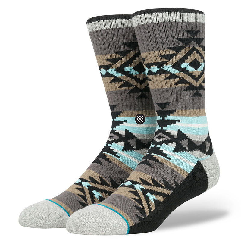 Stance Table Mountain Socks Black