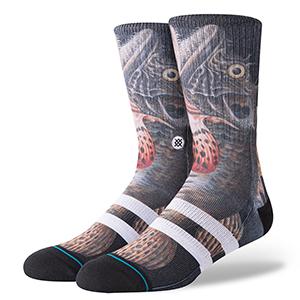 Stance Taylor Creek Socks Black