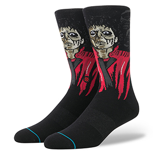 Stance Thriller Socks Black