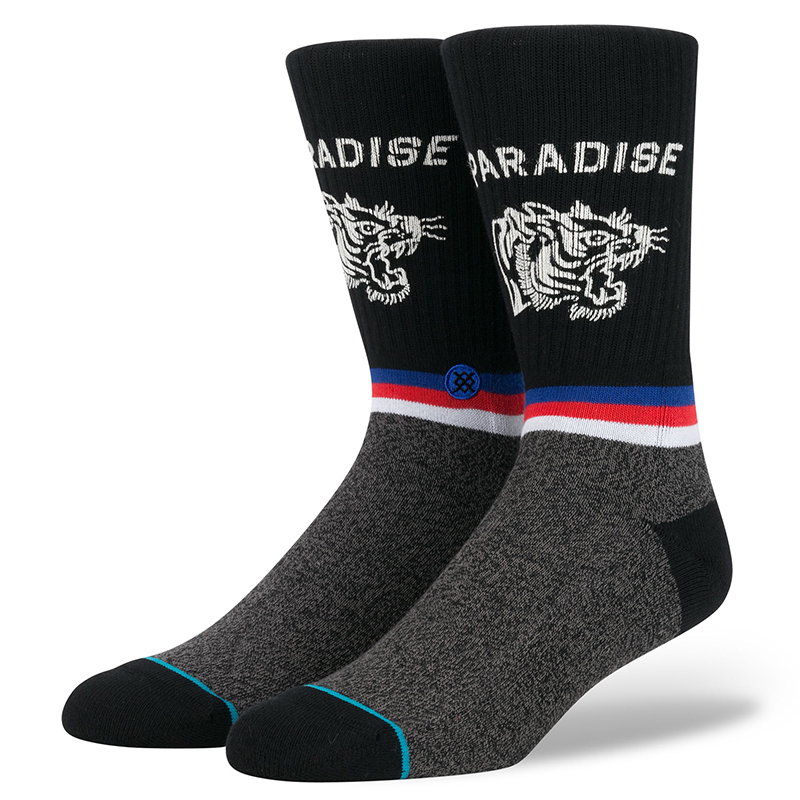 Stance Tiger Eye Socks Black