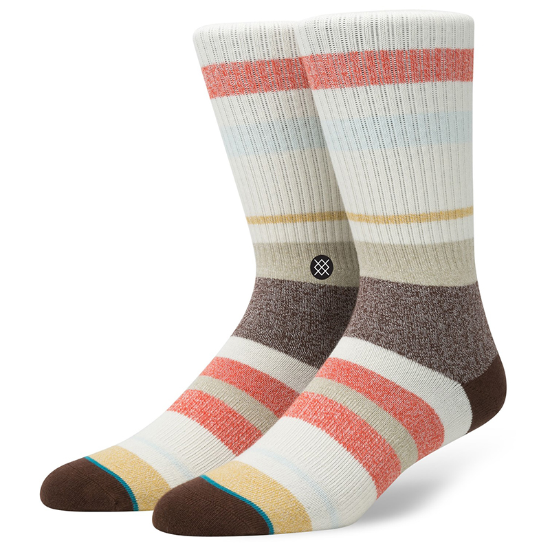Stance Topanga Socks Red