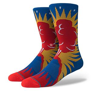 Stance Volcano Socks Multi