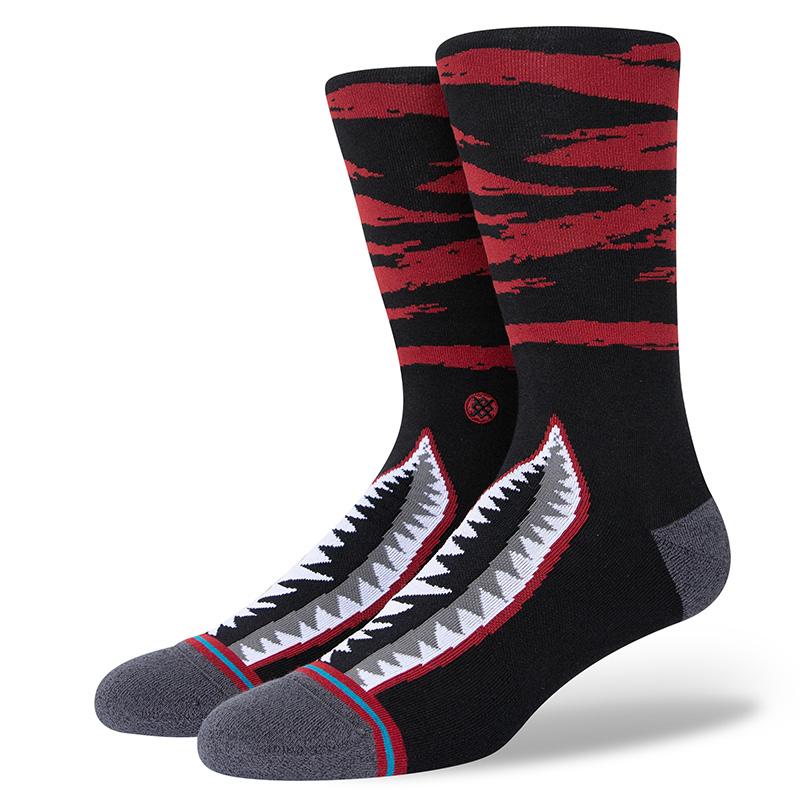 Stance Warbird Socks Red