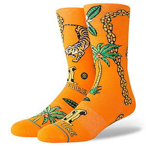 Stance X Migos Socks Orange