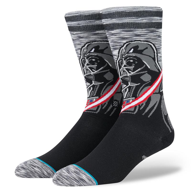 Stance X Star Wars Darkside Socks Grey