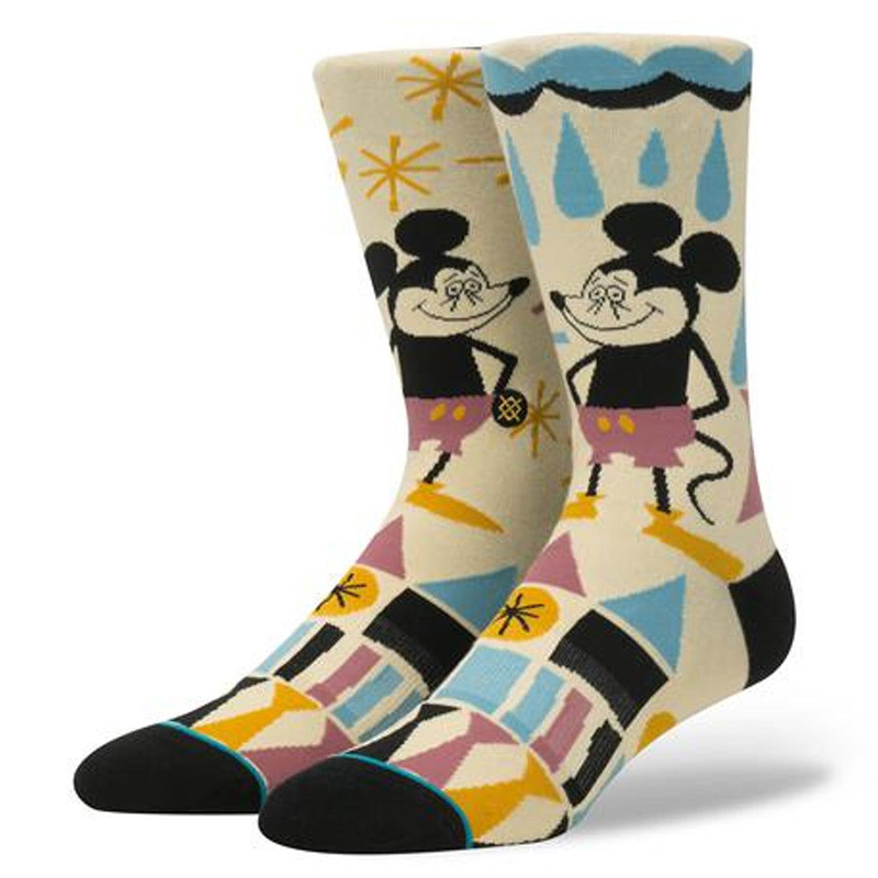 Stance Yusuke Mouse Socks Multi