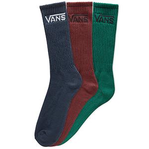 Vans Classic Crew Socks Evergreen