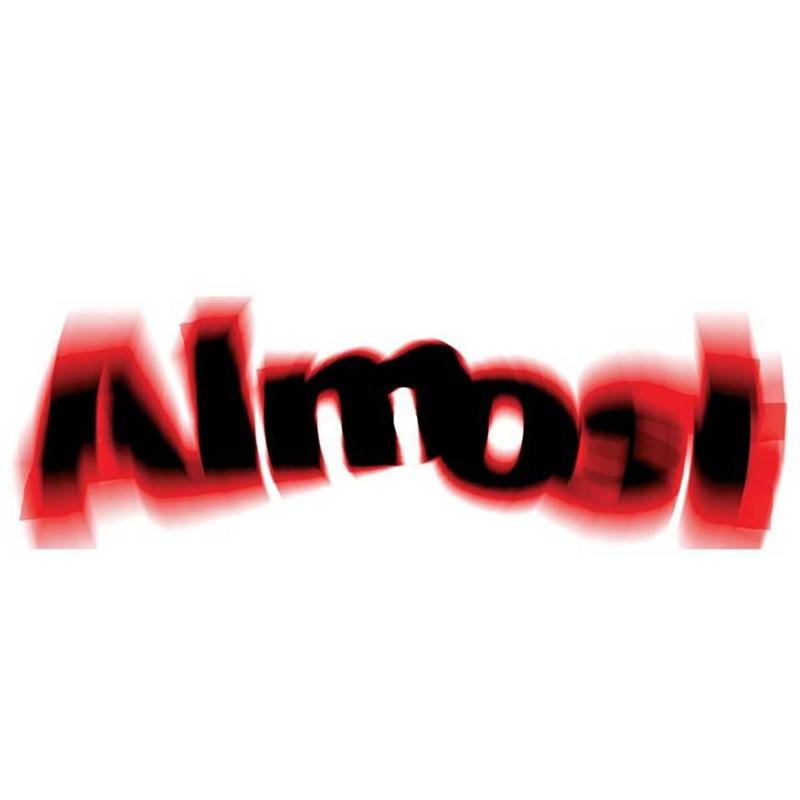 Almost Blur Sticker