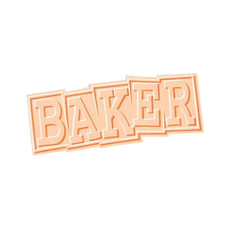 Baker Ribbon HO20 Sticker Assorted