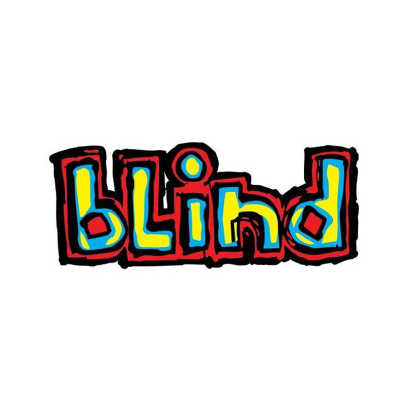 Blind Classic OG Sticker