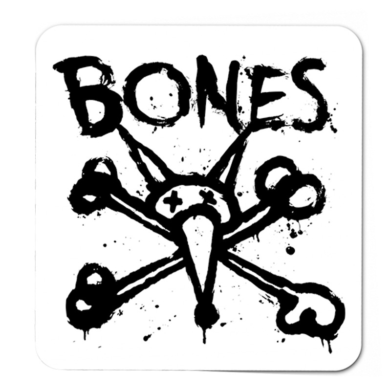 Bones Vato OP Square Sticker 2 Inch