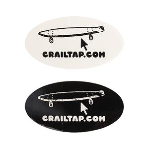 Crailtap Oval Sticker M Assorted Sticker -1 sticker-