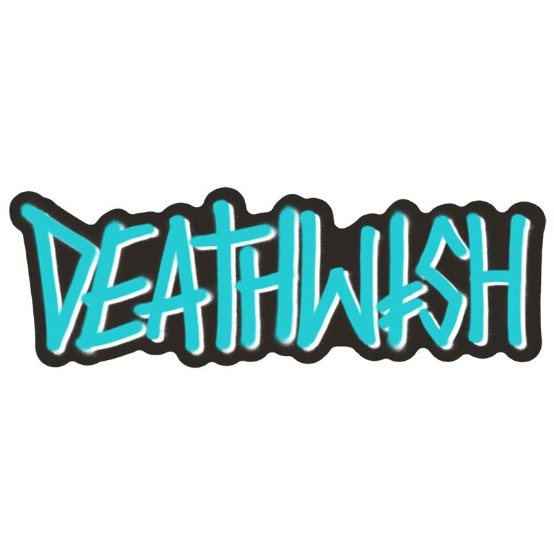 Deathwish Deathspray Sticker
