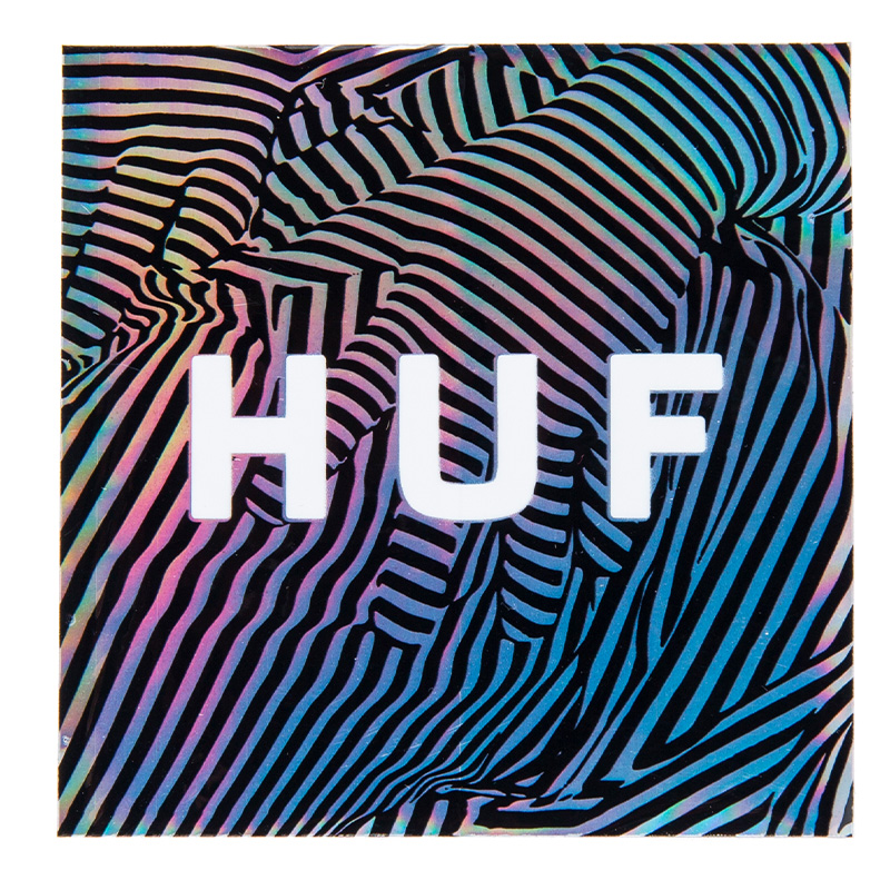 HUF Feels Sticker