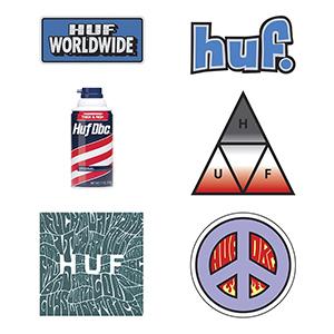 HUF Sticker Pack