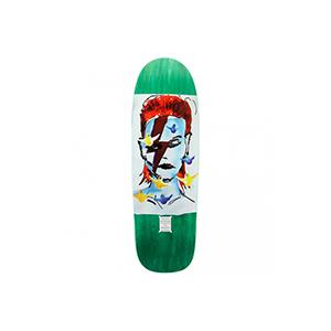 Prime Gonz Bowie Deck Shaped Sticker Assorted
