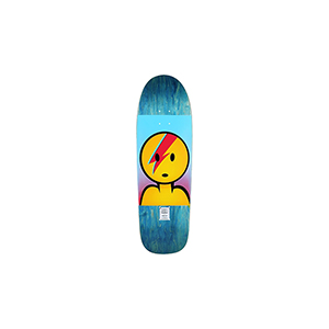 Prime Lance Mountain Bowie Deck Shaped Sticker Assorted