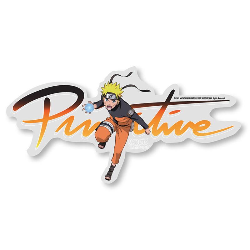 Primitive X Naruto Nuevo Sticker