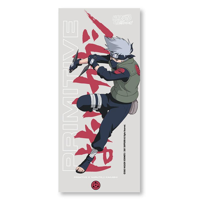 Primitive X Naruto Strike Sticker