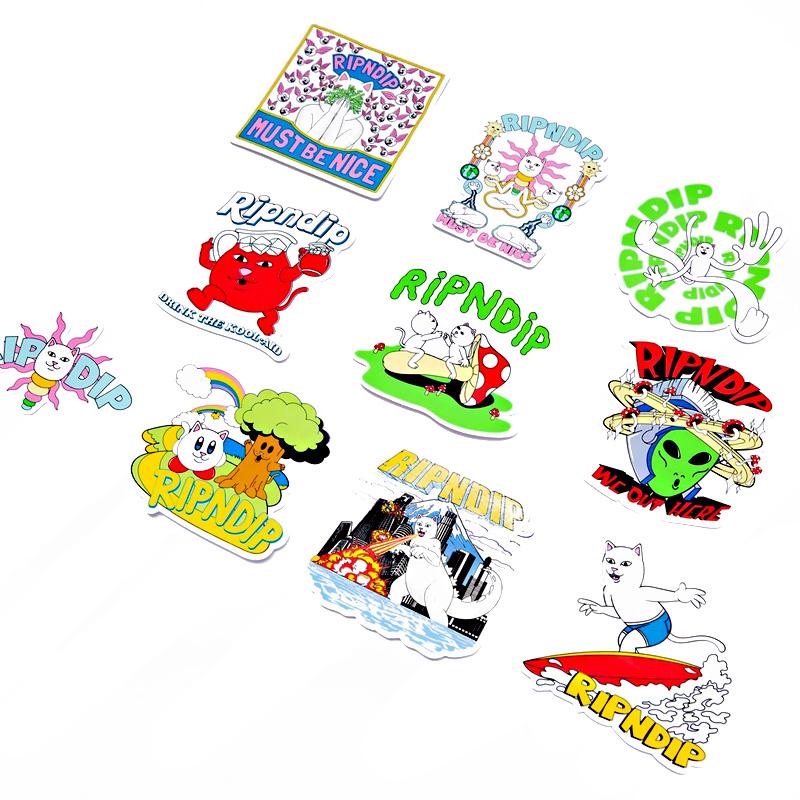 RIPNDIP Spring 2021 Sticker Pack