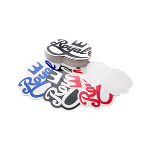 Royal Sticker 4 Inch