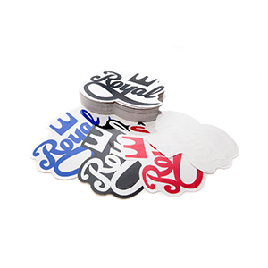 Royal Sticker 6 Inch