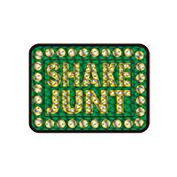 Shake Junt Box Logo Hologram Sticker