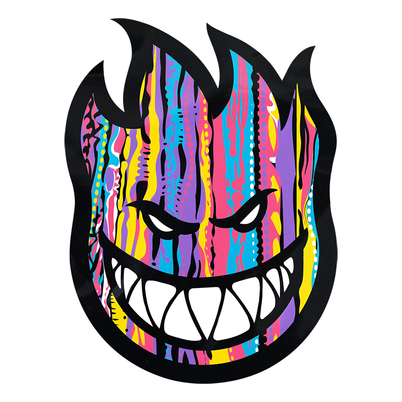 Spitfire Juicy Bighead Sticker MD