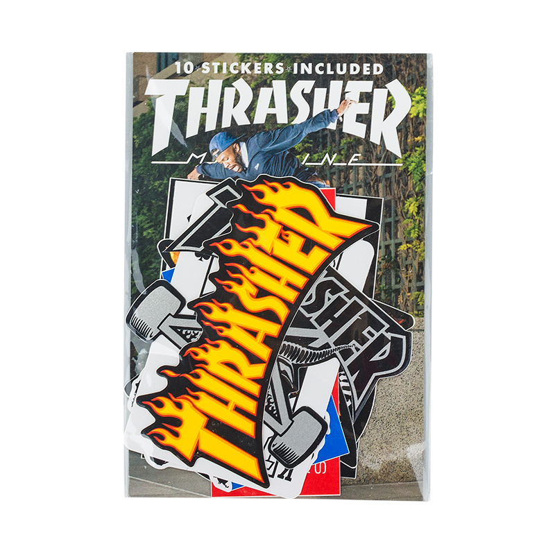 Thrasher Stickerpack