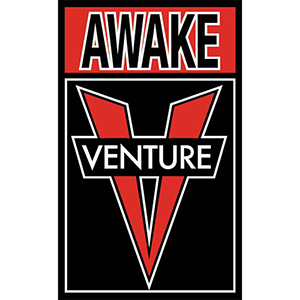 Venture Awake Medium Sticker