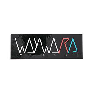 Wayward Strider Logo Sticker