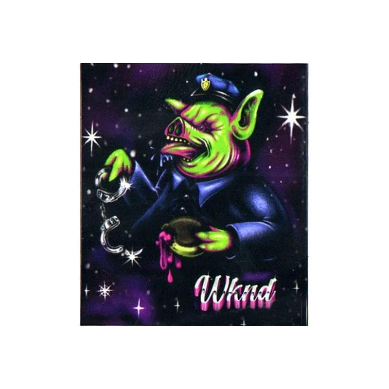 WKND Overseer Sticker