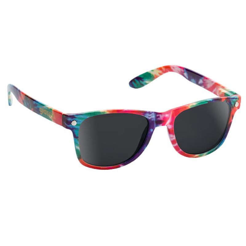Glassy Sunhaters Leonard Sunglasses Tye - Dye