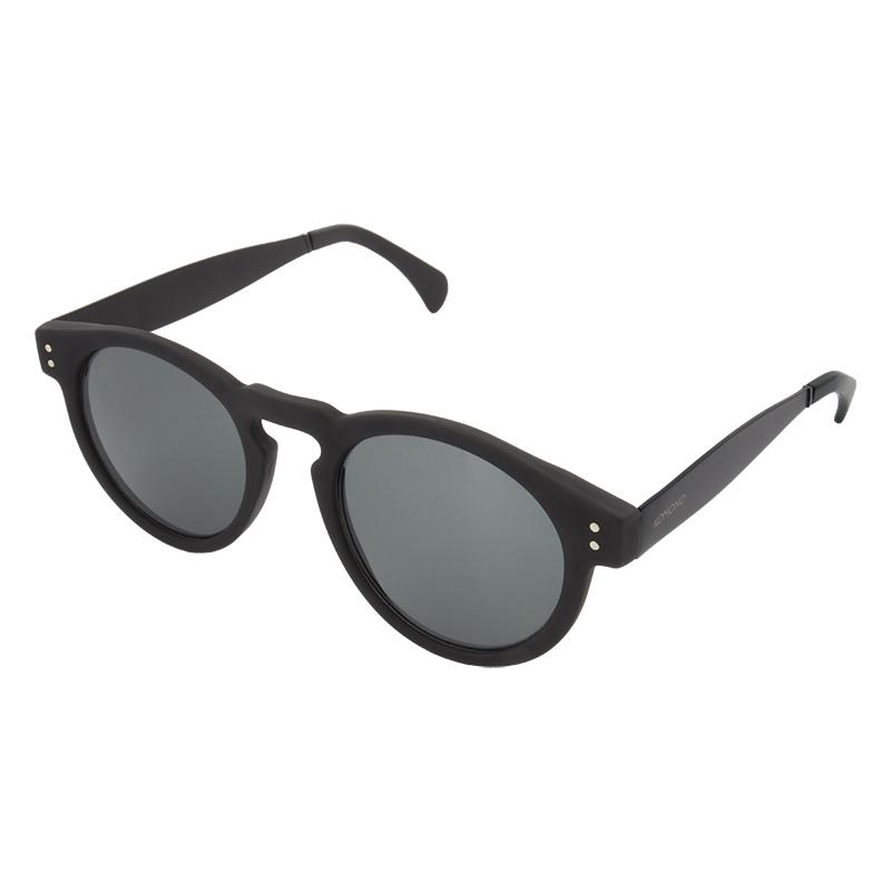 Komono Clement Sunglasses Metal Series Black