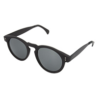 Komono Clement Sunglasses Metal Series Black