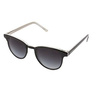Komono Francis Sunglasses Black/Ivory