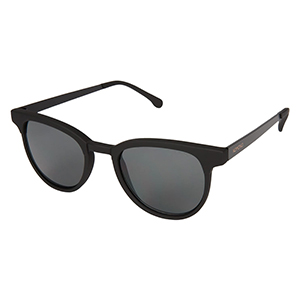 Komono Francis Sunglasses Metal Black