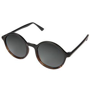 Komono Madison Sunglasses Matte Black/Tortoise