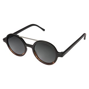 Komono Vivien Sunglasses Matte Black/Tortoise