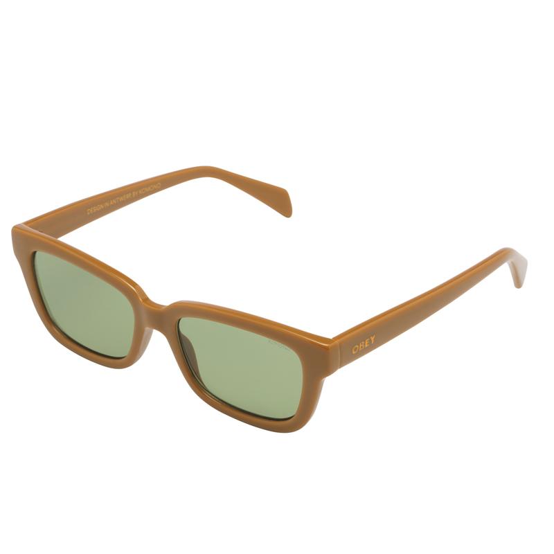 Obey X Komono Rocco Sunglasses Caramel