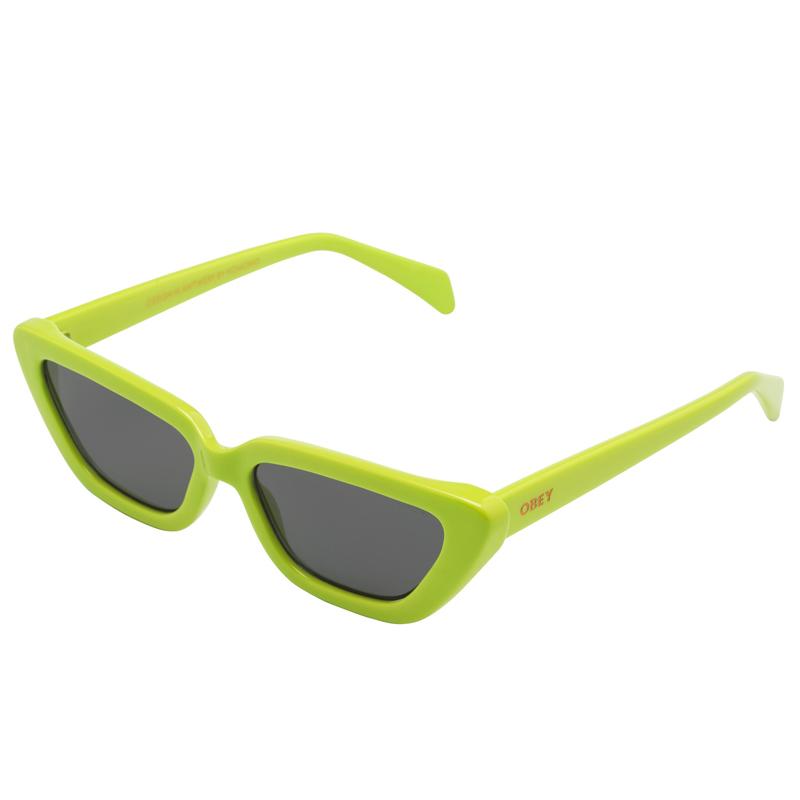 Obey X Komono Tony Sunglasses Lime