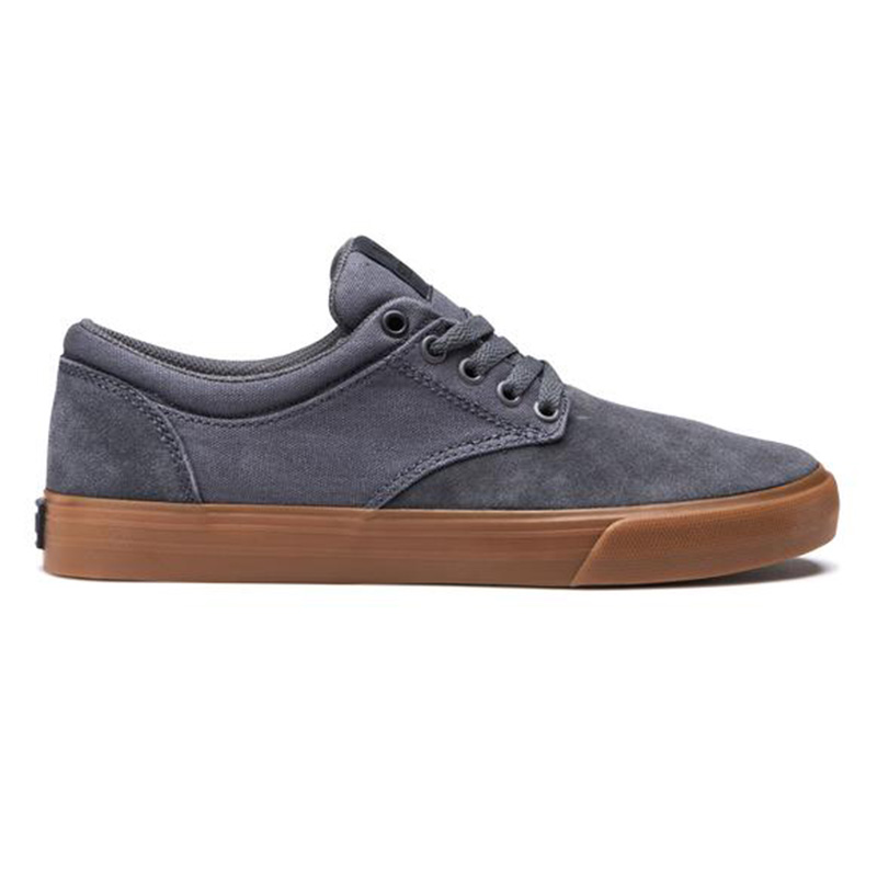 Supra Chino Dark Grey Gum