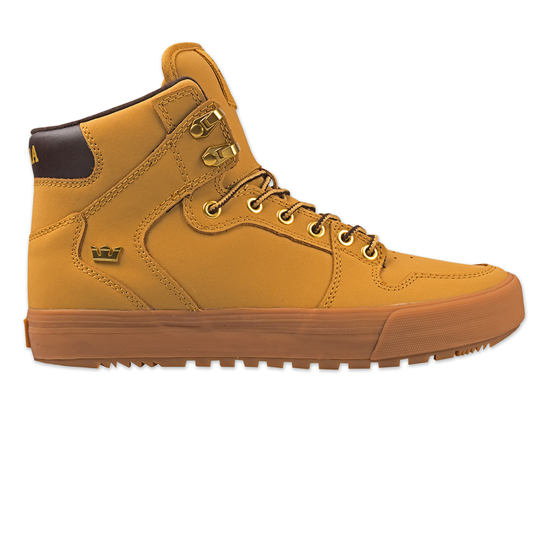 Supra CW Vaider Amber Gold/Light Gum