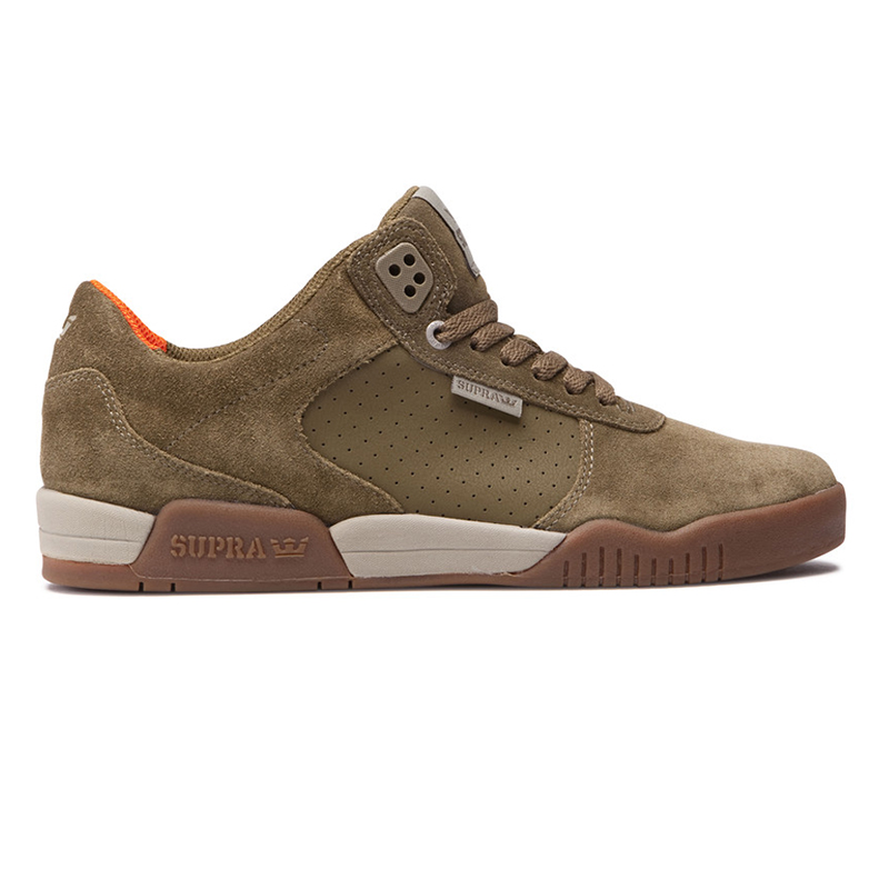 Supra Ellington Olive/Dark Gum
