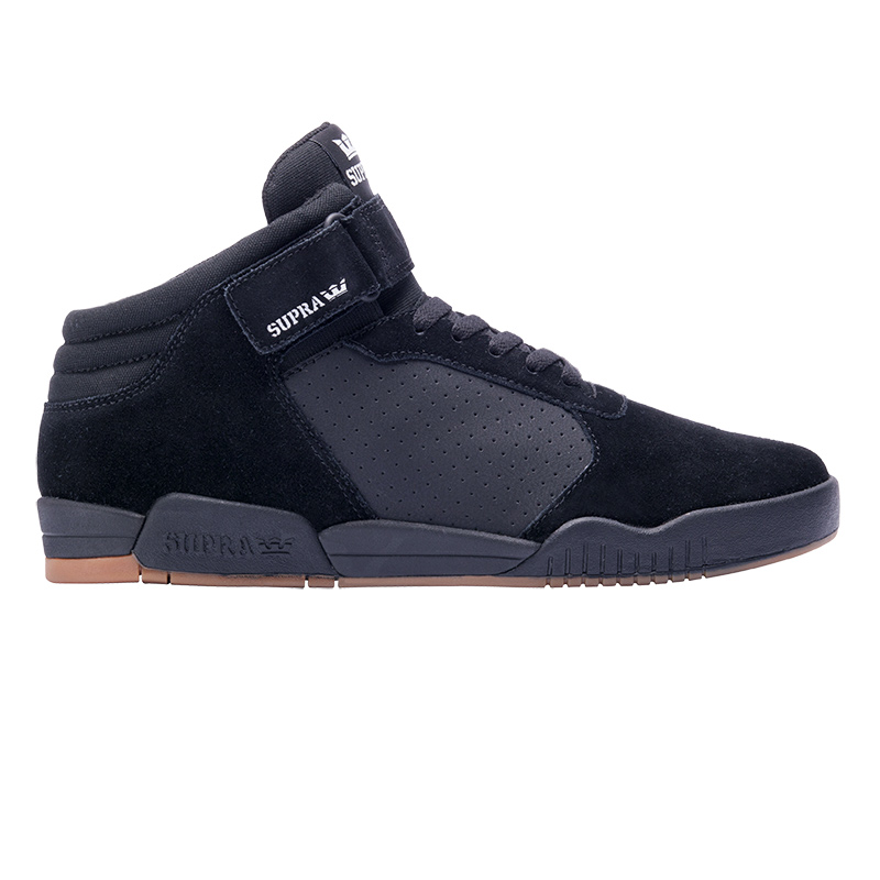 Supra Ellington Strap Black Gum