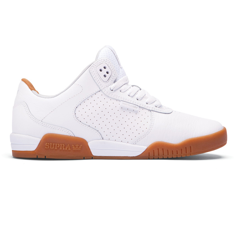 Supra Ellington White/Gum