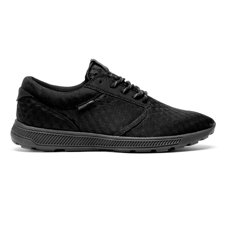 Supra Hammer Run Black Black