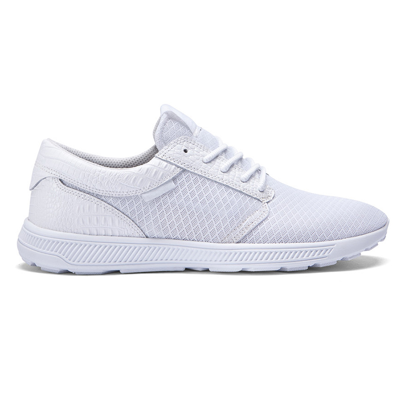 Supra Hammer Run White/White