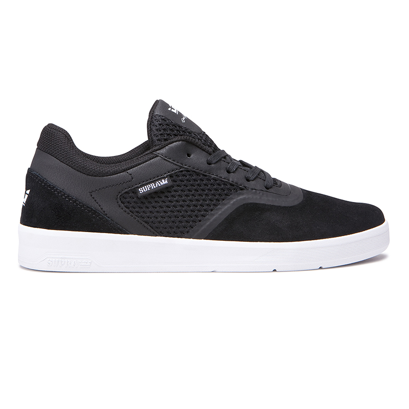 Supra Saint Black/White